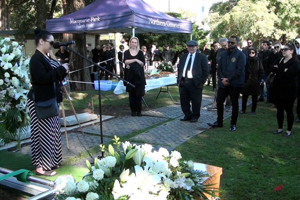 CeremonyCast - Macquarie Park Funeral Webcast Livestreaming Sydney