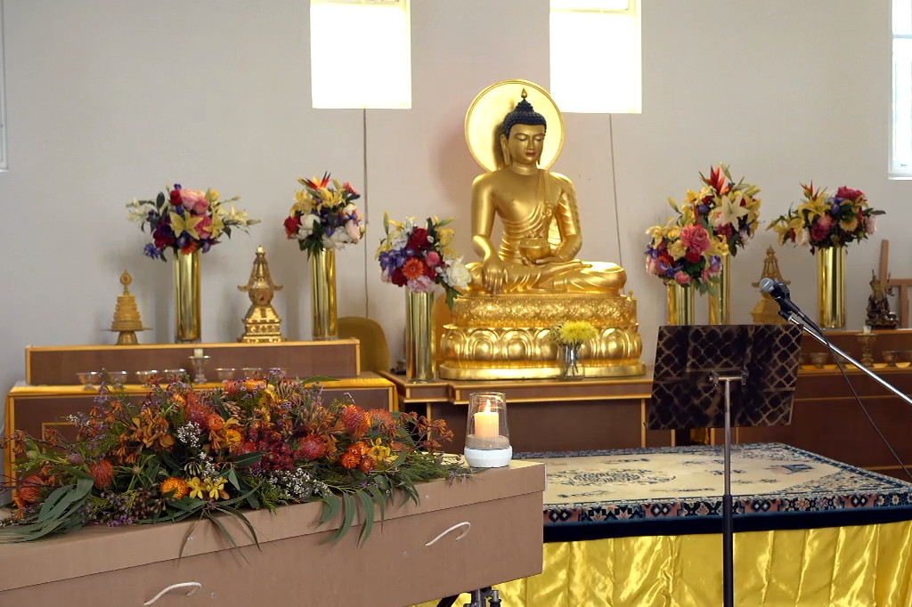 CeremonyCast Buddist Funeral Webcast Live Streaming Stream Sydney